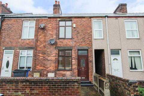 2 bedroom terraced house to rent - Dundonald Road, Chesterfield