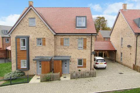 4 bedroom semi-detached house for sale - Thomas Torrie Close, Ashford