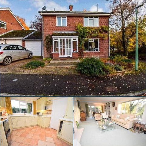 3 bedroom detached house to rent - Peacocks Road, Cavendish