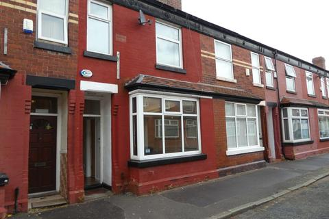 6 bedroom terraced house to rent - Braemar Road, Fallowfield