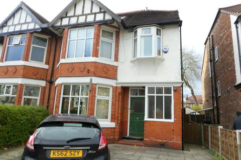 7 bedroom semi-detached house to rent - Sheringham Road, Fallowfield