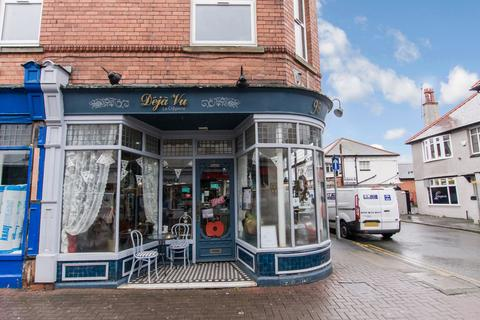 Restaurant for sale - High Street, Prestatyn