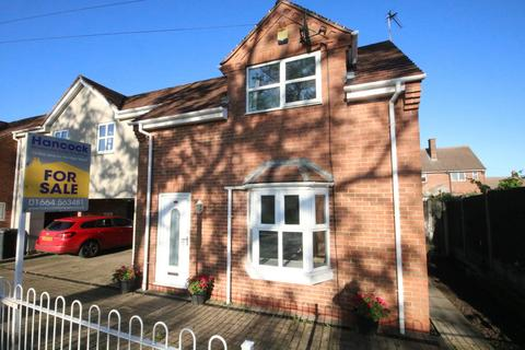 2 bedroom semi-detached house to rent - Main Road, Nether Broughton