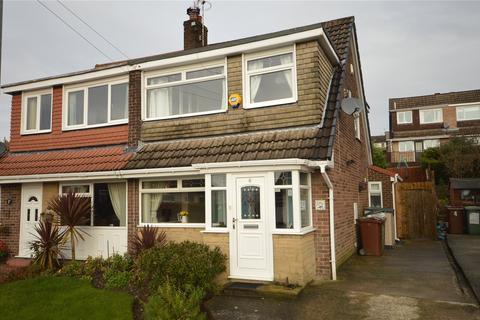 3 bedroom semi-detached house for sale - Brownlea Close, Yeadon, Leeds, West Yorkshire