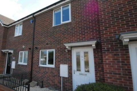 2 bedroom terraced house to rent - Seventh Avenue, Ashington