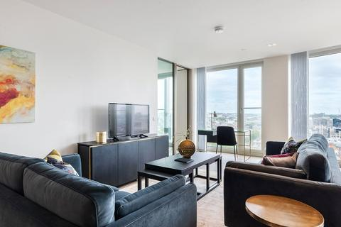 2 bedroom apartment to rent - South Bank Tower, 55 Upper Ground, SE1