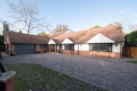 4 bedroom detached bungalow for sale - Roman Road, Little Aston Park