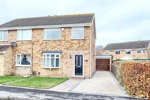 3 bedroom semi-detached house for sale - Ravensworth Grove, Hartburn
