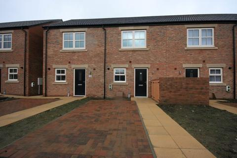 2 bedroom terraced house to rent - Beech Crescent, Throckley, Newcastle upon Tyne