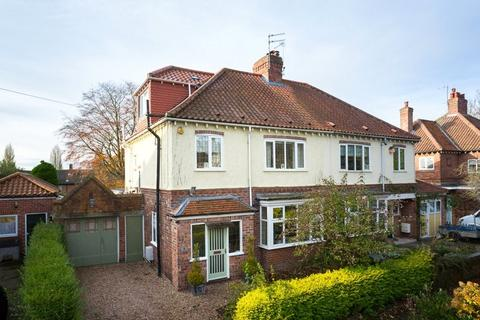 4 bedroom semi-detached house for sale - Ousecliffe Gardens, York, North Yorkshire, YO30