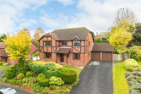 4 bedroom detached house for sale - Colegrove Down, Oxford, Oxfordshire, OX2