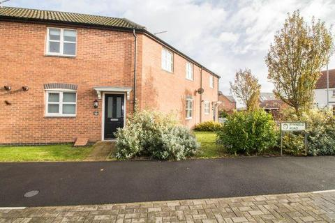 3 bedroom townhouse to rent - Ryknield Road, Hucknall, Nottingham, NG15 8GN