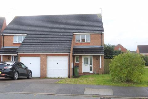 3 bedroom semi-detached house for sale - Darien Way, Thorpe Astley