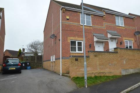 2 bedroom semi-detached house to rent - Mercia Court, Sutton-In-Ashfield