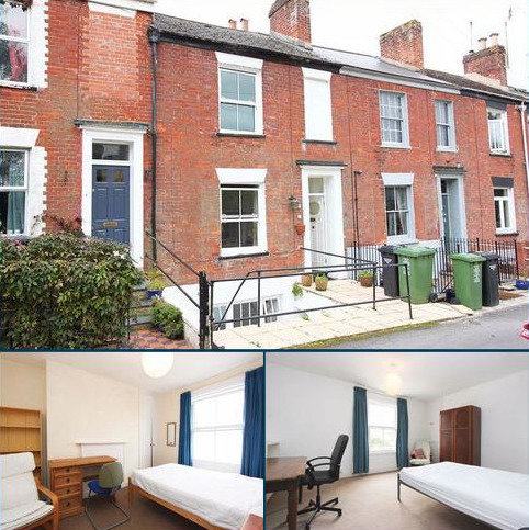 4 bedroom terraced house to rent - Brook Green Terrace, Exeter