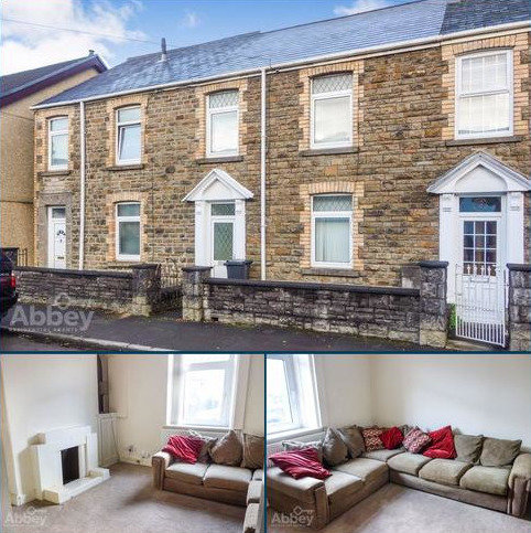 3 bedroom terraced house for sale - Park Street, Tonna, Neath, SA11 3JQ