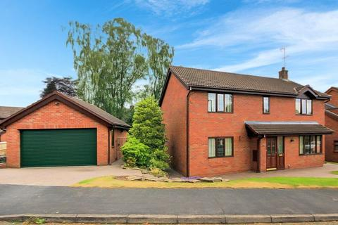 4 bedroom detached house for sale - Airdale Spinney, Stone