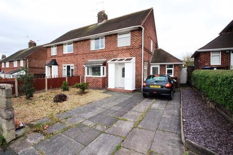 3 bedroom semi-detached house for sale - Lawton Street, Biddulph ST8 6EY
