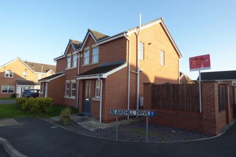 3 bedroom semi-detached house for sale - Blakehill Drive, Warrington