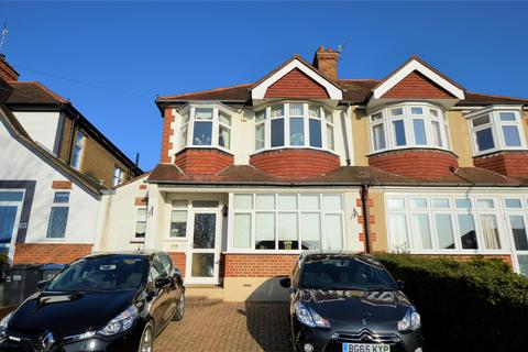3 bedroom semi-detached house to rent - St. Andrews Road, COULSDON, Surrey, CR5 3HF