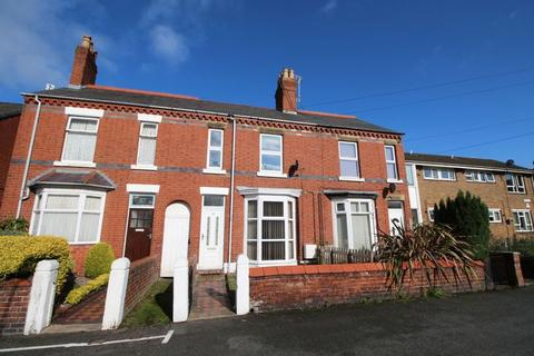 3 bedroom terraced house to rent - Earle Street, Wrexham