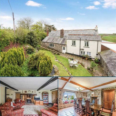 4 bedroom detached house for sale - Buckland Brewer, Bideford