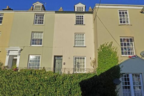 4 bedroom terraced house for sale - Victoria Terrace, Bideford