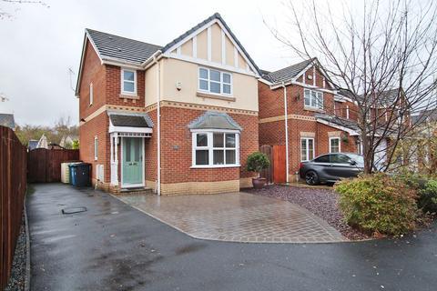 3 bedroom detached house for sale - Colemere Close, Padgate, Warrington, WA1