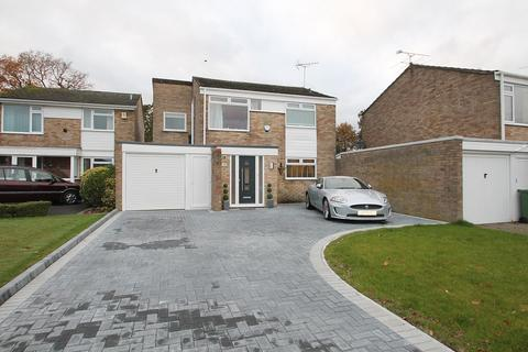4 bedroom detached house for sale - Warren Rise, Frimley, Camberley, GU16