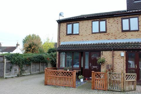 2 bedroom cluster house for sale - Station Road, Arlesey, SG15