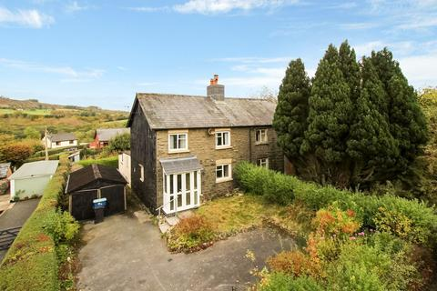 3 bedroom semi-detached house for sale - Garth, Llangammarch Wells, LD4