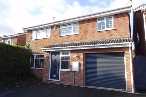 4 bedroom detached house for sale - Norwood Close, Hinckley