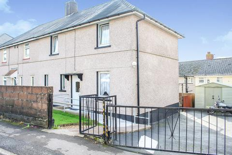 3 bedroom semi-detached house for sale - Hillcrest, Garndiffaith, Pontypool, NP4