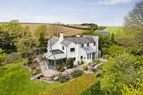 4 bedroom detached house for sale - Pont, Lanteglos By Fowey