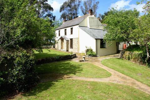 5 bedroom detached house for sale - Ruan High Lanes, Truro