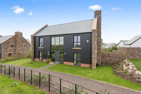 5 bedroom detached house for sale - Barn Court Road, Totnes