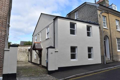 3 bedroom semi-detached house for sale - Downes Street, Bridport