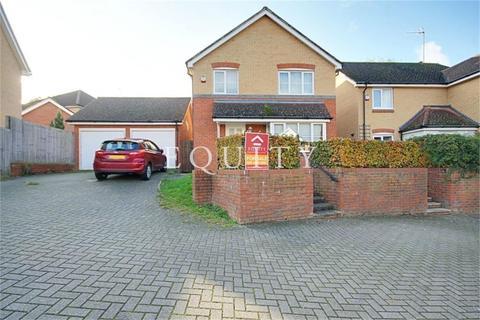 4 bedroom detached house for sale - Ellis Close, HODDESDON, EN11