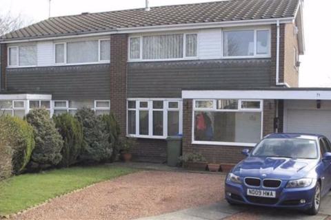 3 bedroom semi-detached house to rent - Ringwood Drive, Cramlington