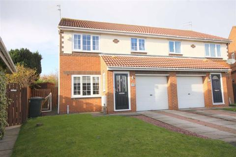 3 bedroom semi-detached house for sale - Monks Wood, Tynemouth, NE30