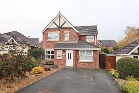 4 bedroom detached house for sale - Hillcrest, Ellesmere, SY12