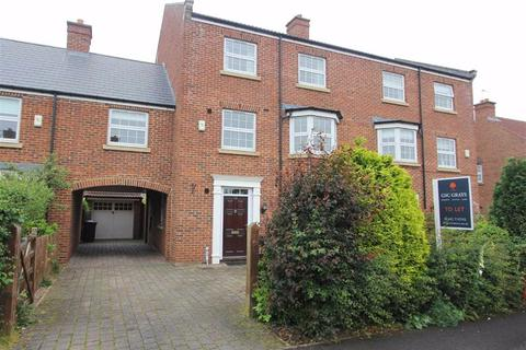 4 bedroom house to rent - The Stripe, Stokesley