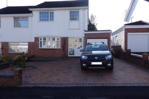3 bedroom semi-detached house for sale - Nant Y Bryn, Dafen, Llanelli