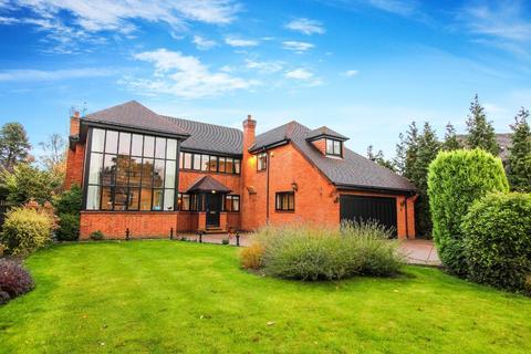 5 bedroom detached house for sale - Greystoke Park, Newcastle Upon Tyne