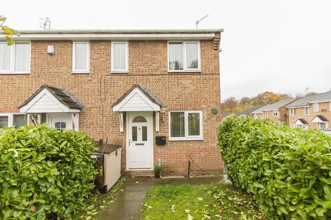 2 bedroom semi-detached house for sale - Alpine Grove, Hollingwood, Chesterfield