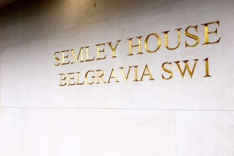 1 bedroom apartment to rent - Semley Place, Belgravia, SW1V