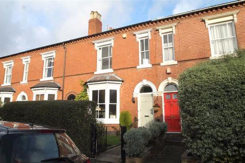 4 bedroom terraced house for sale - Margaret Road, Harborne