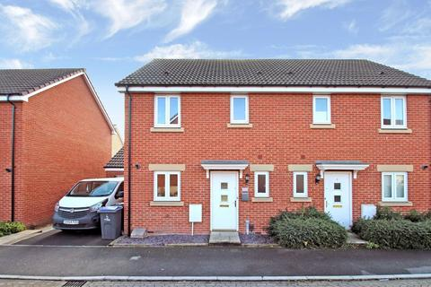 3 bedroom semi-detached house for sale - Leisler Gardens, Castle Mead, Trowbridge, Wiltshire, BA14