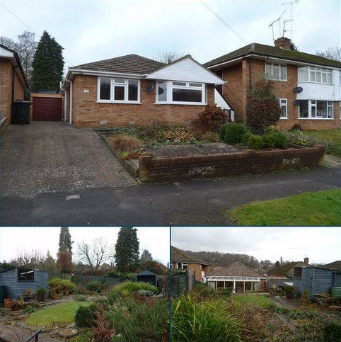 2 bedroom detached bungalow to rent - Sheridan Avenue, Caversham, Reading