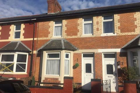 2 bedroom terraced house for sale - Gaen Street, Barry
